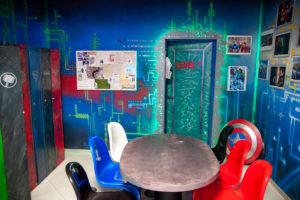 Квест база супергероев в Гомеле
